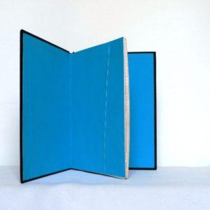 Carnets de notes (1996-1997), inspiration Ndébélé : gardes.