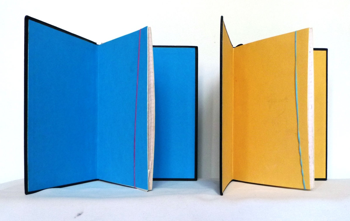 Carnets de notes (1996-1997), inspiration Ndébélé gardes.