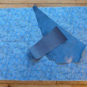 Biennale 2019-IX, tissu pour gardes.
