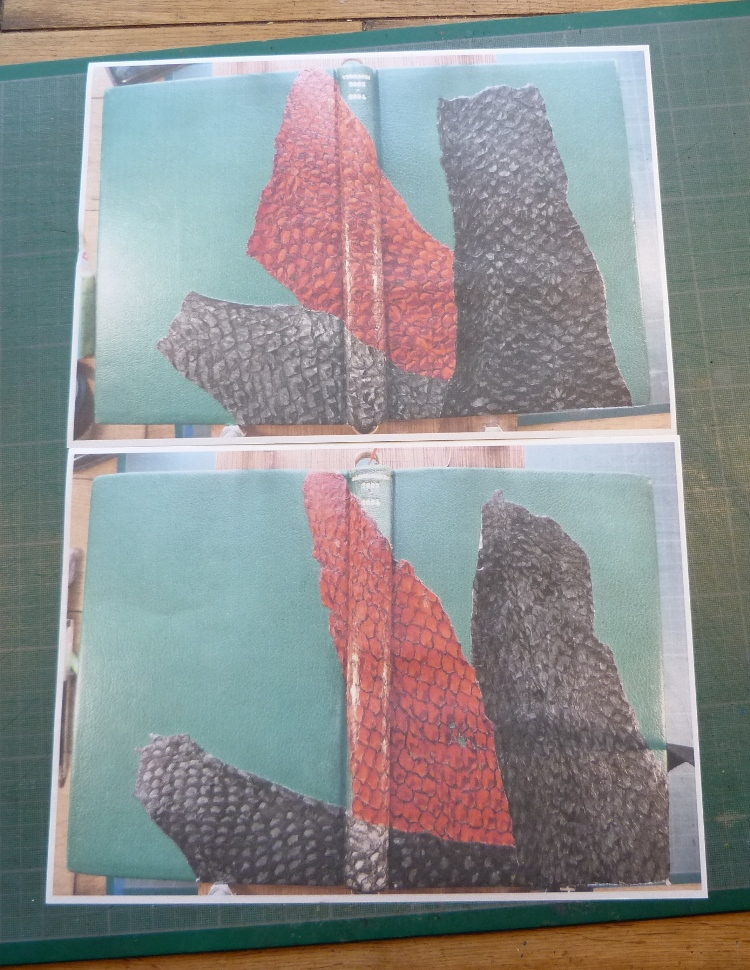 Carnets de notes (2003-2004), photocopies.