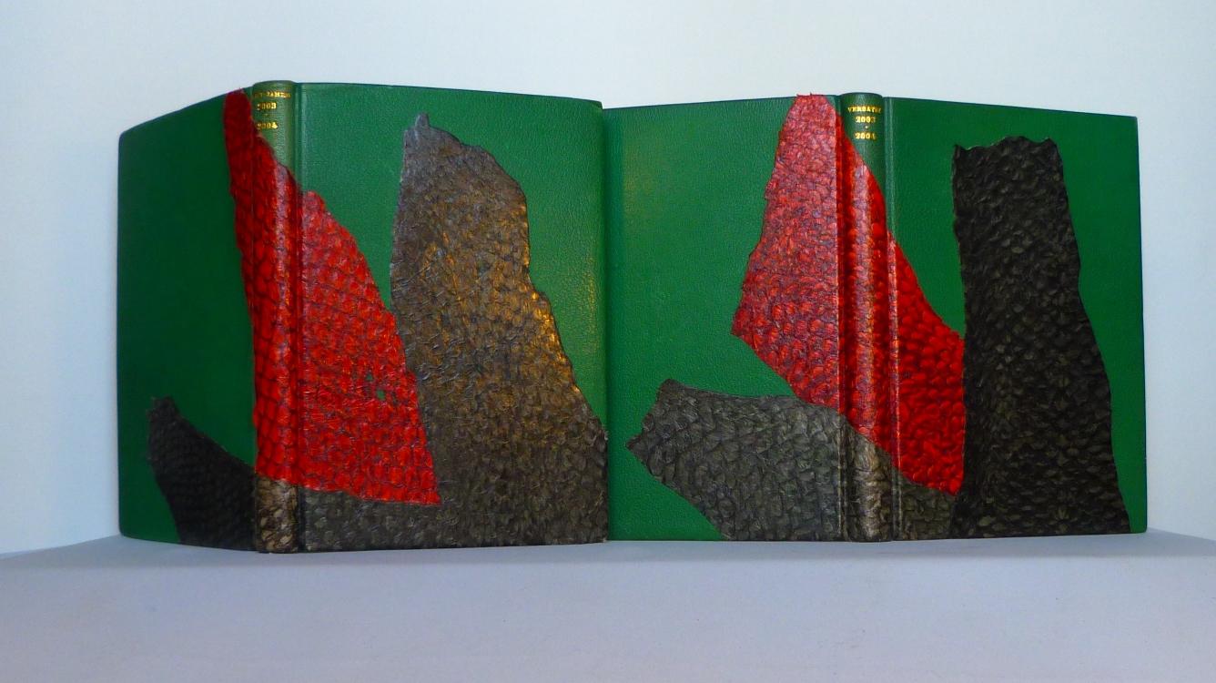 Carnets de notes (2003-2004), duo.