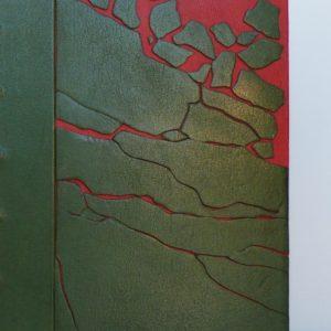 Le poème pulvérisé 2, décor plat recto.