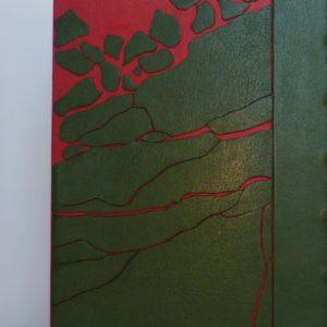 Le poème pulvérisé 2,décor plat verso.