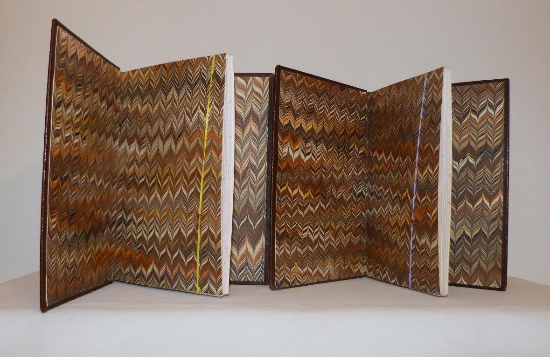 Carnets de notes (2002-2003) , gardes.