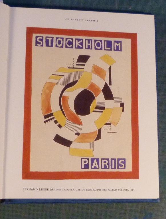 Le pauvre bougre et le bon génie, décor de Fernand Léger.