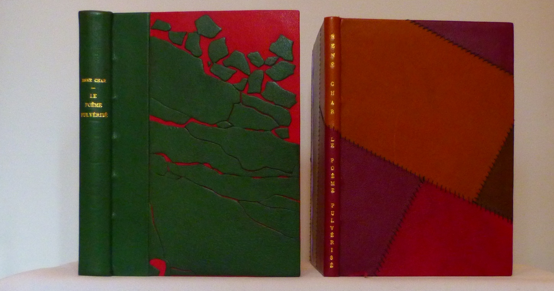 Le poème pulvérisé 3,les 2 livress.