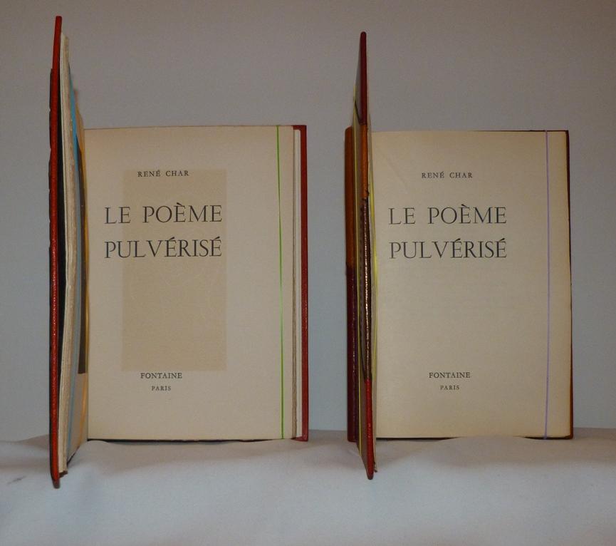 Le poème pulvérisé 3, page titre.