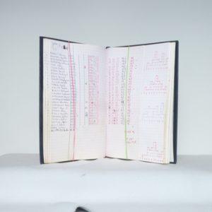 Carnets de notes (7C8-7C9), notes.