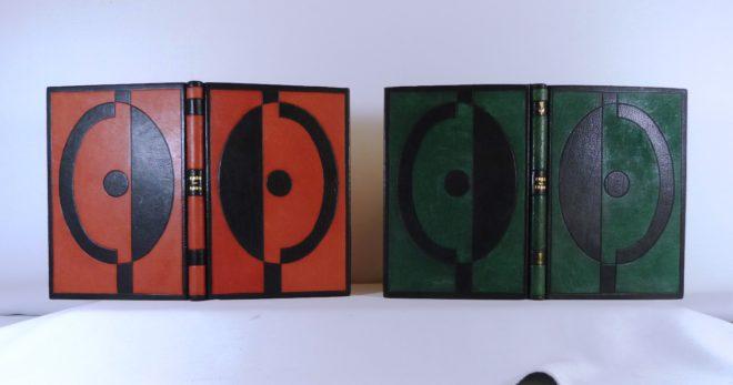 Carnets de notes (1998-1999), la paire.