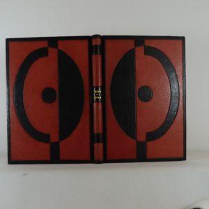 Carnets de notes (1998-1999), carnet rouge.