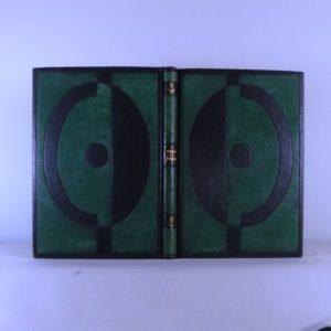 Carnets de notes (1998-1999), carnet vert.