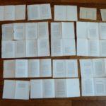 Cahier de la Quinzaine, In-12 Carré ou in-18 Jésus, enquête