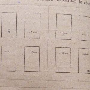Cahier de la Quinzaine, in-12 ou in-18, enquète