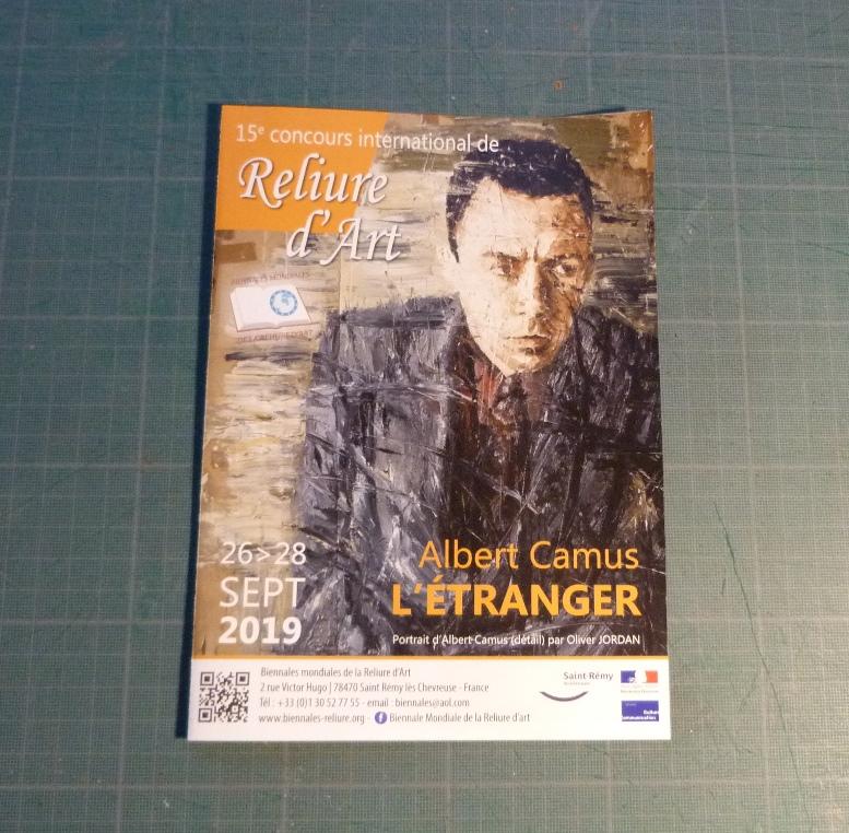 biennale 2019-XV, Camus