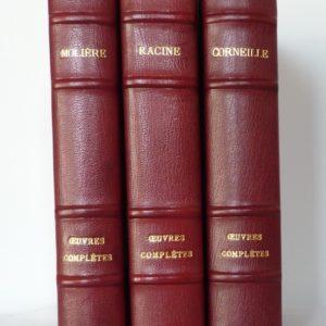 Trois classiques, les trois.