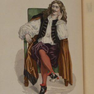 Trois classiques, Molière.