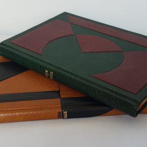 Carnets de notes (2000-2001), la paire.