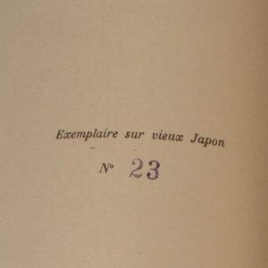 Suora Scolastica, exemplaire.