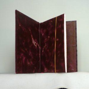 Carnet de notes (2005-2006), garde