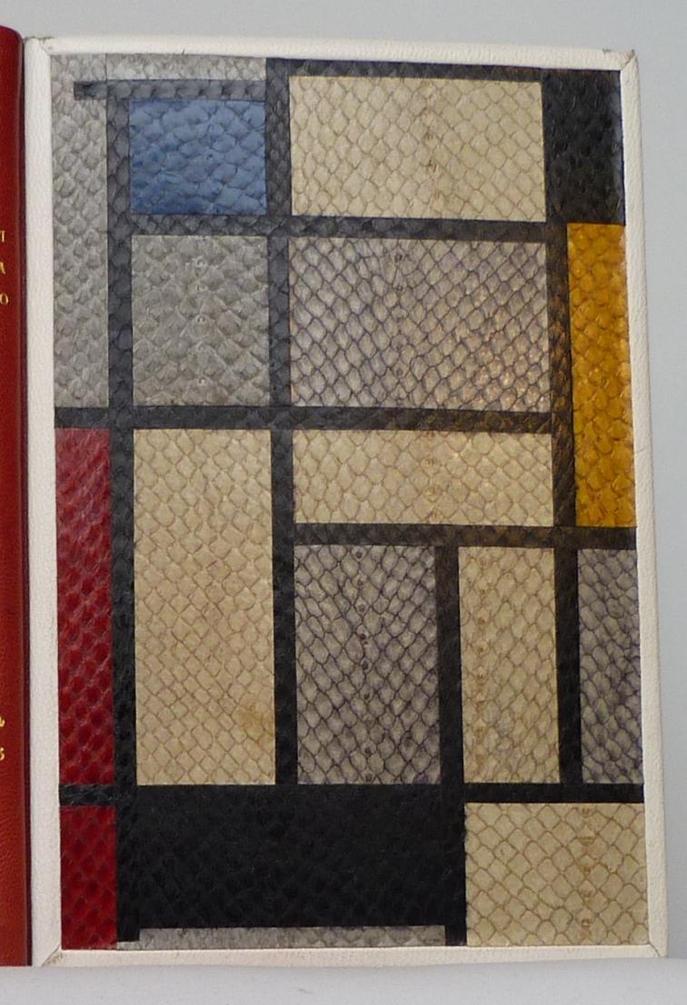 Carnets de notes (1994-1995), décor.
