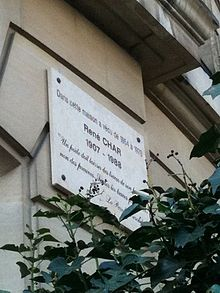Habitation de Char..