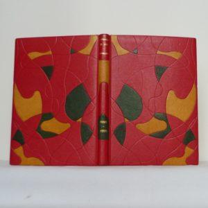 Carnets de notes (1995-1996), le rouge.