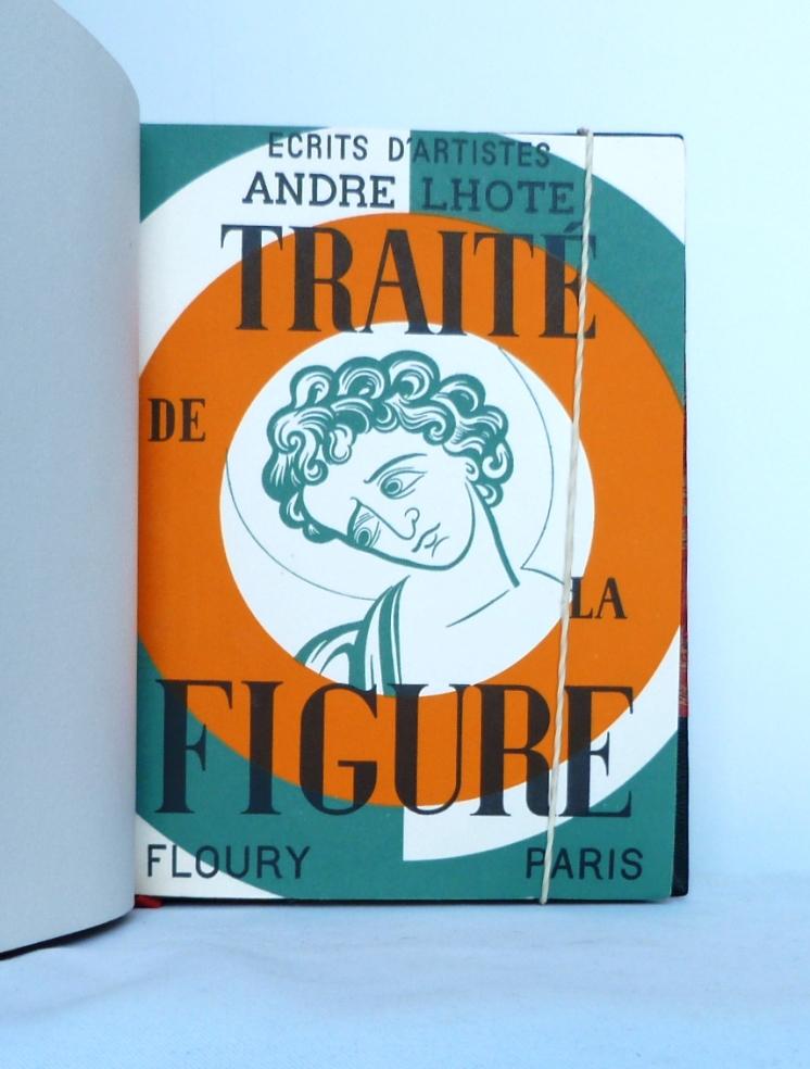 Traité de la figure, une de couverture.