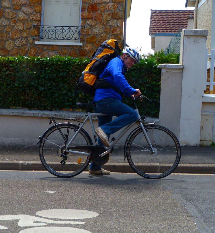 Voyage en vélo