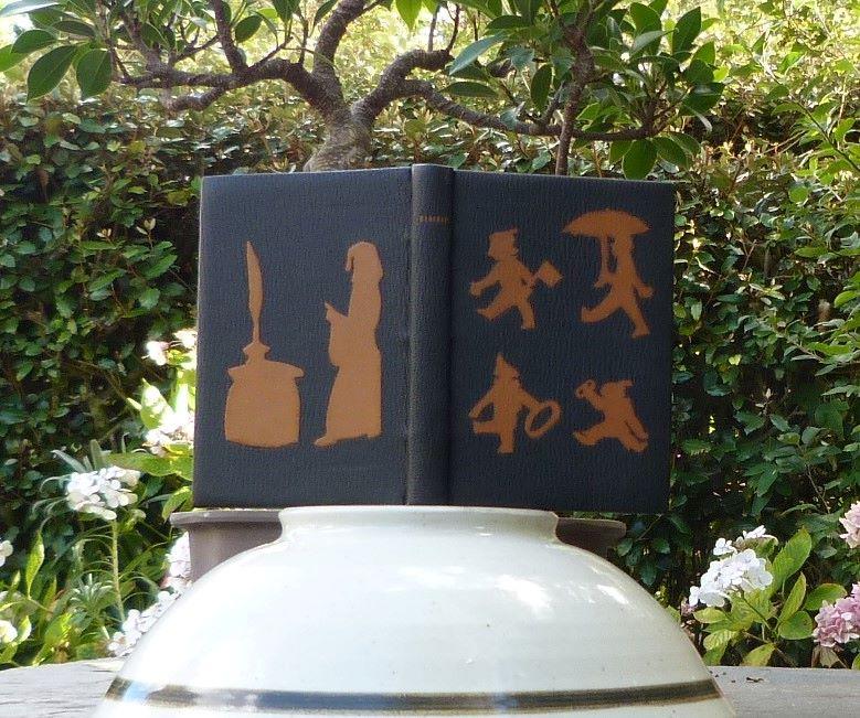 """Carnet """"Der Struwwelpeter"""" pour Marceau, les plats."""