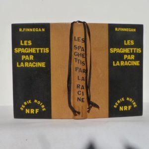 Les spaghettis par la racine, les signets