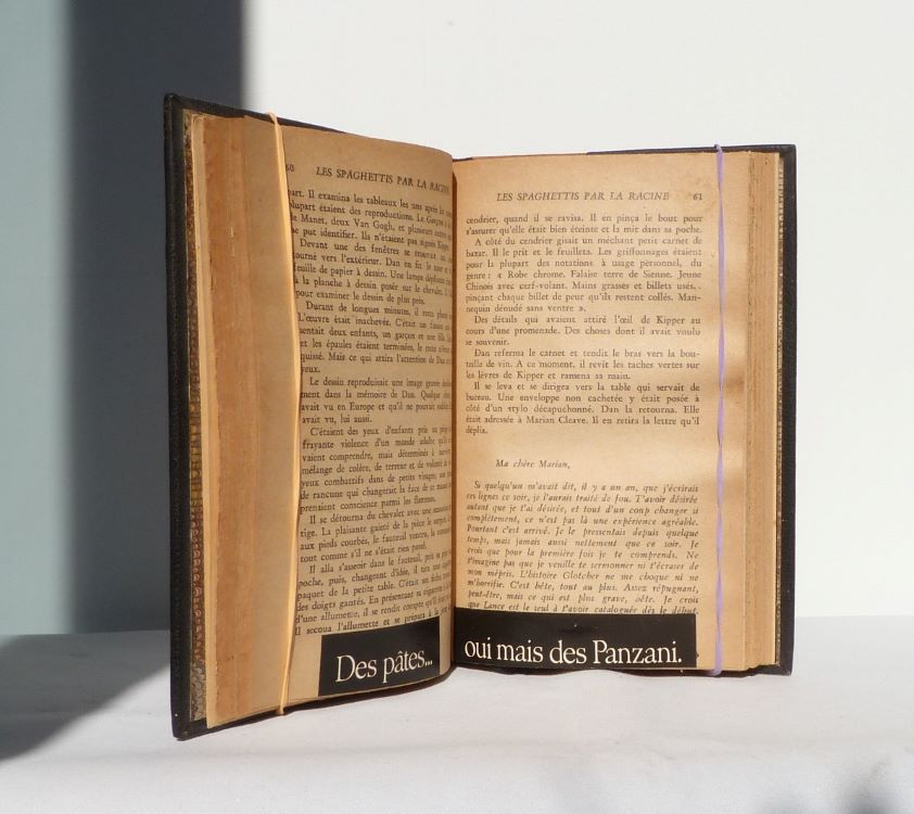 Truffage du livre