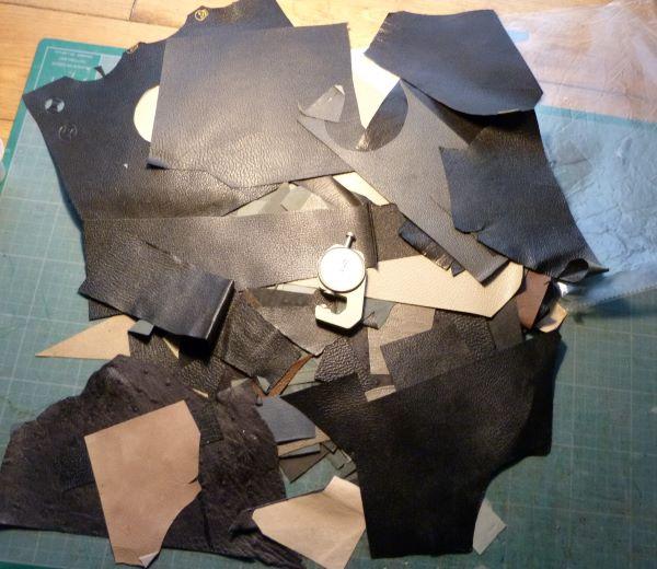 Biennale 2021 épisode 9, chois des cuirs.