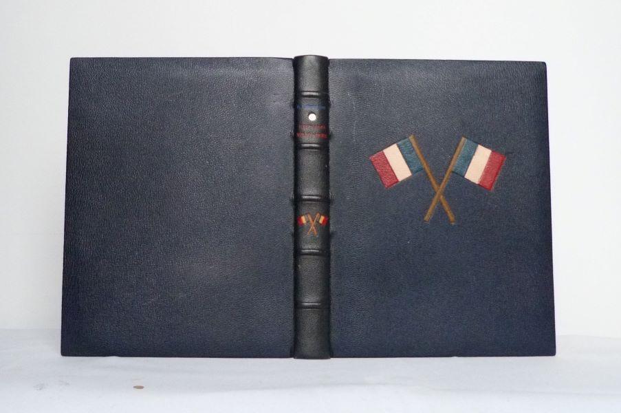 Paul Déroulède : Refrains militaires, décor