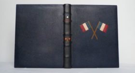 Paul Déroulède : Refrains militaires, décor.