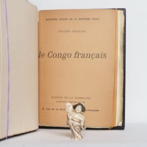 le congo français, une de couverture