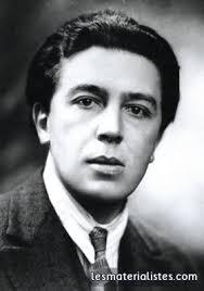 André Breton jeune.