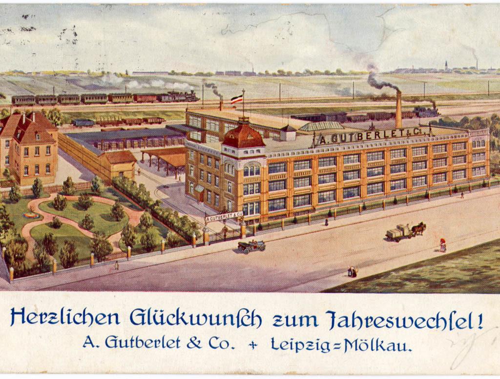 A. Gutberlet & co Leipzig.