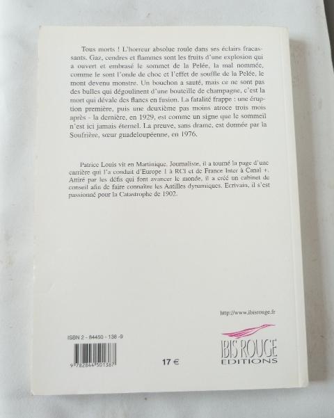 L'enfer à Saint_Pierre, le livre.