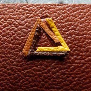 Mise en place des petits triangles.