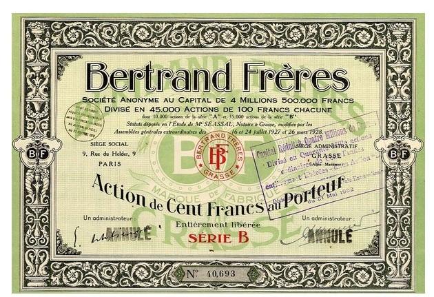 Bertrand Frères