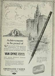 crayon Van Dyke