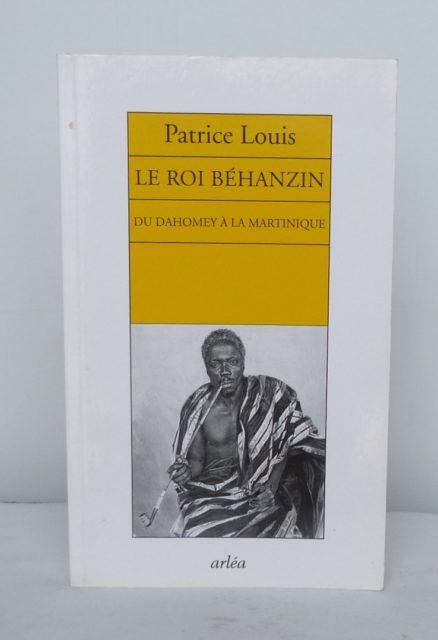 Le roi Bèhanzin, une de couverture.
