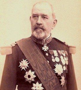 Le demi-cuir fini, l'Amiral Rieunier