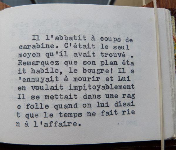 Texte inédit de Patrice Louis