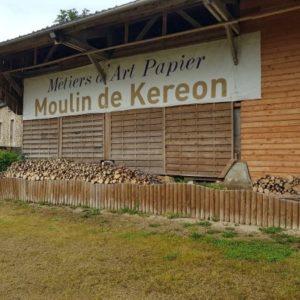 Eté 2021 retour de Bretagne, moulin de Kéréon.